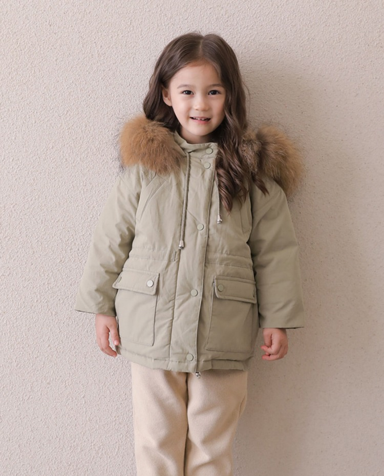PYRENEES DUCKDOWN PARKA