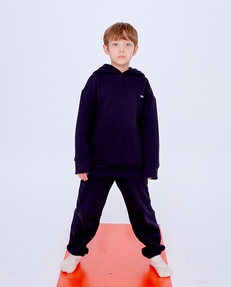 KIDS AUTHENTIC PANTS(BLACK)