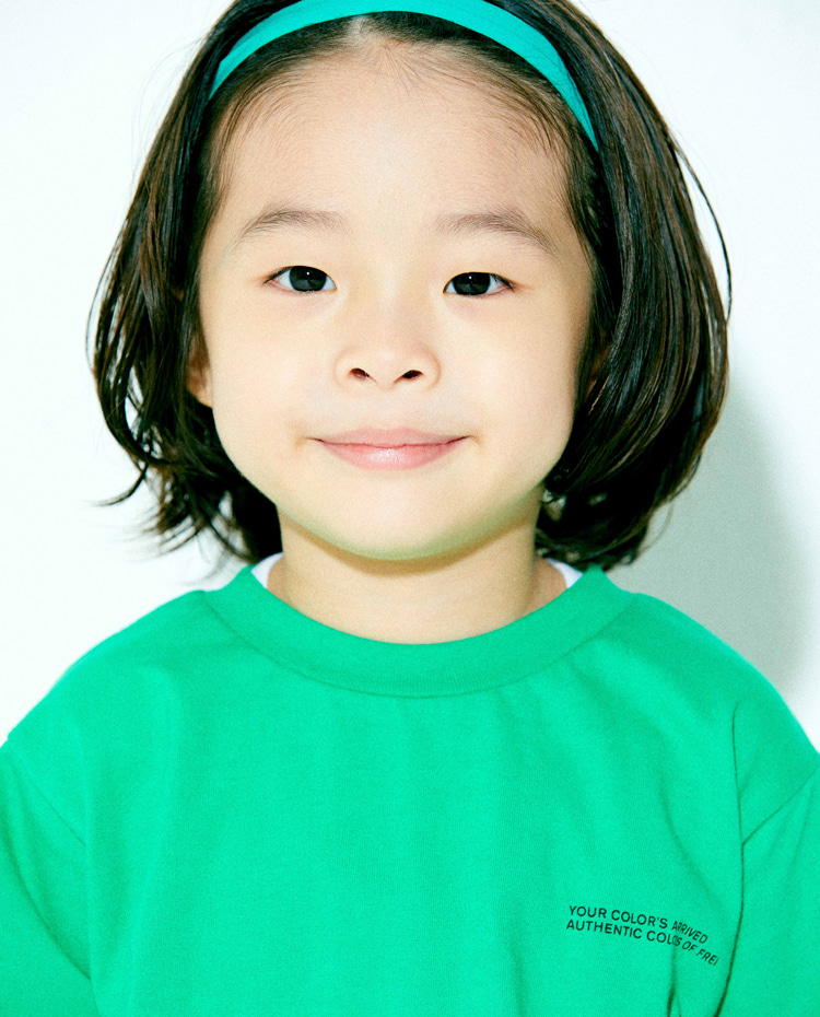 KIDS AUTHENTIC T-SHIRT(AUTHENTIC GREEN)
